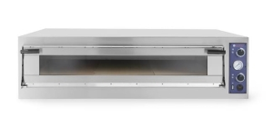 Piec do pizzy Trays  6L Glass, 400V, 1-komorowy, 10,2 kW, 1500x1074x(H)413mm