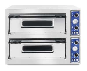 Piec do pizzy Basic XL 99, 2-komorowy, 26,4kW, 400V,  1360x1204x(H)745mm