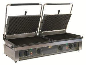 Kontakt grill DOUBLE PANINI Roller Grill