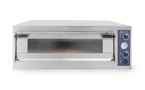 Piec do pizzy Trays  4 Glass, 1-komorowy, 400V, 6,9 kW, 1100x1074x(H)413mm
