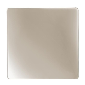 Talerz Purity Taupe | 280x280x(H)20 mm