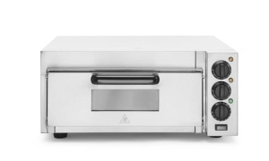 Piec do pizzy | 1-poziomowy | 580x560x(H)275 mm | 2 kW