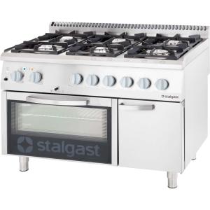 kuchnie gazowe z piekarnikiem