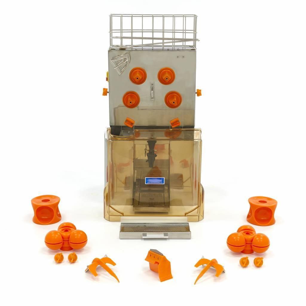 Automatyczna wyciskarka do pomarańczy MAJ 25SS w hurtowni